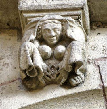Poitiers Sainte Radegonde (86)