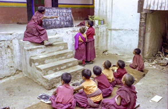 école du monastère